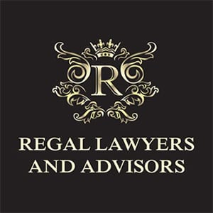 Regal Lawyers and Advisors Logo